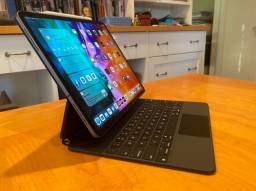 Apple 12.9 iPad Pro WI-FI + Celular 4G, Magic Keyboard, Pencil, Garantia (aceito ofertas!)
