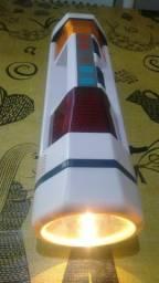 "Lanterna multifuncional""retro""rara.R$130.00"