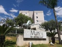 Excelente apartamento com área privativa para venda no Mundi Condomínio Resort.