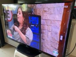 """Tv LG 42"""" LN5400/Conexão HDMI,USB/Controle Original/Base Original (não é smart)"""