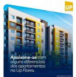 UP Flores 2 quartos - Suite - Varanda > Bairro Flores cs