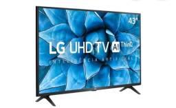 Smart tv 43 polegadas 4 k lg