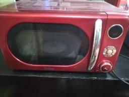 Microondas Philco 20L PMR24 Vermelho