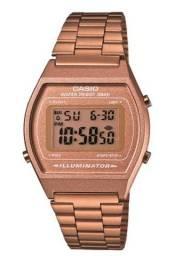 Relógio Casio Rose Gold