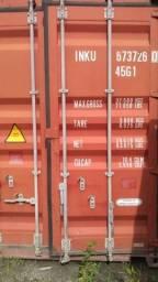 Container 20 e 40 pés a pronto entrega