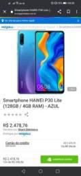 Huawei p30 lite 128 gigas