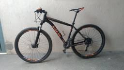 Bike Caloi Moab Toda Shimano Alívio Único Dono Excelente Estado