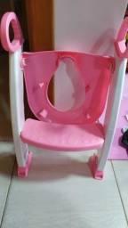 Assento para desfraldar bebê