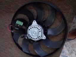 Eletroventilador + ventoinha chevrolet spin e cobalt motor 1.8 2015/2016 automática