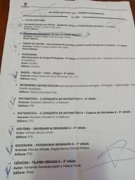 Livros 6 ano Provecto PERFEITO ESTADO