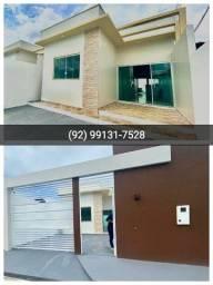 Ponta Negra com 3 dormitórios  / Residencial Fechado