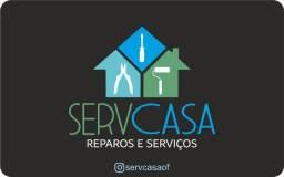Reparos, manutenção e reforma civíl