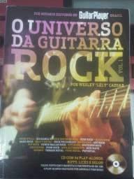 Universo da guitarra Rock