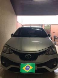 Toyota Etios platinum Hatch 1.5