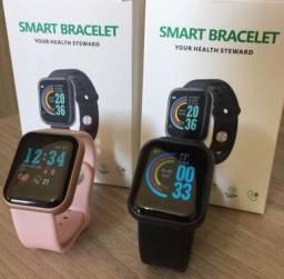 Relógio Inteligente Smartwatch D20 NOVO