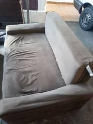 sofá Retrátil 2 lugares