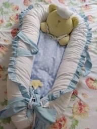 Ninho para Bebê - Redutor de Berço Grão de Gente