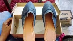 Calçados masculino e feminino