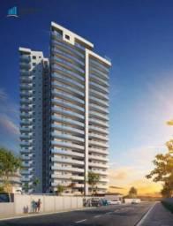 Apartamento 2 suites + 1 dormitirio à venda, 90 m² por R$ 549.000 - Eusébio - Eusébio/CE