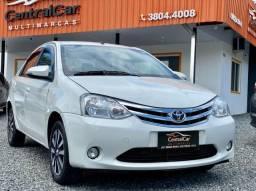 Toyota ETIOS PLATINUM Sed. 1.5 Flex 16V 4p Mec.