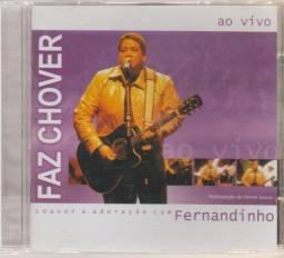 Cd Faz Chover 2003 Fernandinho Louvor E Adoração Onimusic