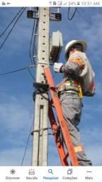 Precisando de  eletricista Serviços gerais de elétrica