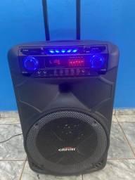 Caixa amplificada 1800watts potência 600 reais