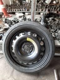 Roda Step Socorro Chevrolet Tracker 2015 Aro 16