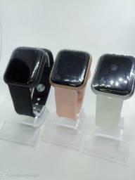 Smartwatch relógio inteligente D20 pro foto na tela