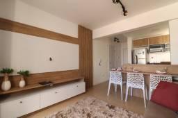 Apartamento à venda com 1 dormitórios em Centro, Passo fundo cod:1225