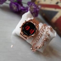 Relógio digital novos ?