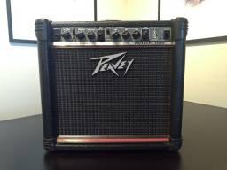Amplificador peavey rage 158 - 15W - usado