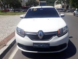 Renault Logan Expression 1.0 Flex Gnv Completo - Financio em até 60x