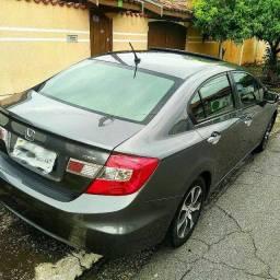 Honda Civic EXS com Teto Solar