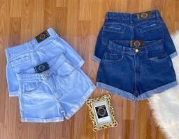 Dois shorts mom 38