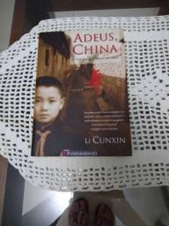 ADEUS CHINA- já leu? Se não, então leia