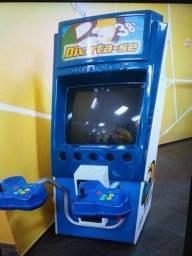 Máquina de jogos de luta 38'