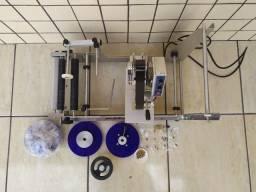 Vendo Rotuladora Semimanual RSMD 250 Com Datador Manual - Nova