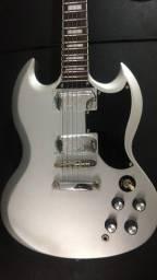 Guitarra SG Luthier - Gibson SG Custom Les Paul Ibanez PRS ESP LTD