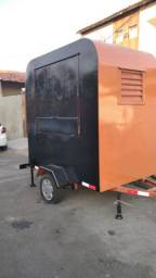 Food truck/trailler faça seu negócio fluir