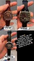 Vendo relógios todos originais ,leia a descrição ?