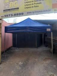 Promoção de tenda sanfonada 3x3 - Poucas unidas
