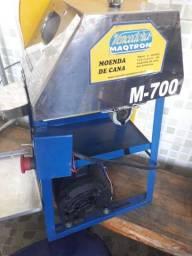 Engenho de cana M700 maqtron zerado 1 mês de uso... rolos de inox!!!