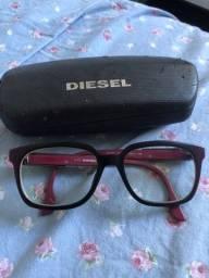 Armação de óculos de grau Diesel