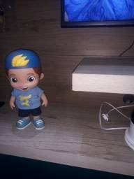 Vendo boneco do Lucas Neto original $90