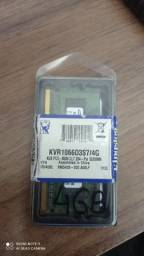 Memória RAM 4gb para Notebook