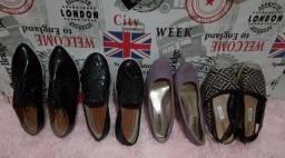 Lote de calçados!