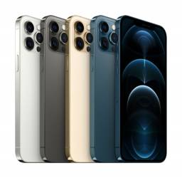 Título do anúncio: Aceitamos o seu na troca ! Apple Iphone 12 Pro Max 128gb Lacrado - Loja Niterói