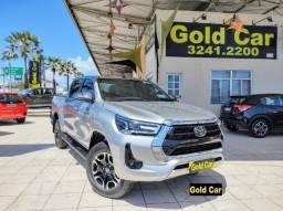 Título do anúncio: Toyota Hilux SRX 2.8 2021 - ( 0 KM )
