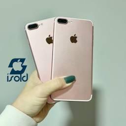 IPhone 7 Plus 32gb (3 meses de garantia, parcelamento até 18x)